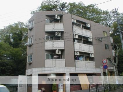 愛知県名古屋市北区、清水駅徒歩8分の築22年 4階建の賃貸マンション