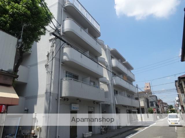 愛知県名古屋市北区、上飯田駅徒歩12分の築27年 5階建の賃貸マンション