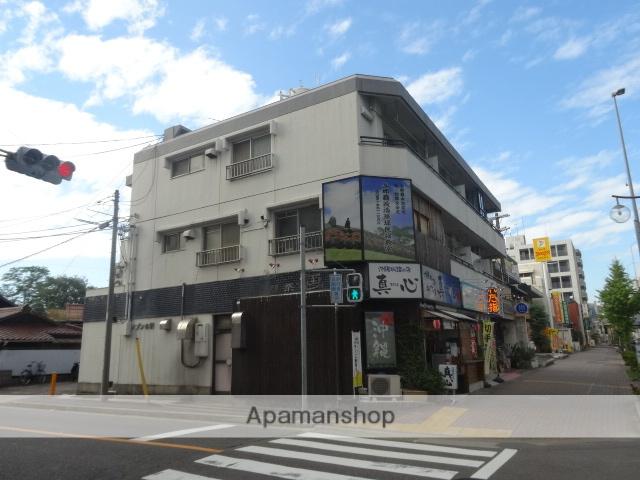 愛知県名古屋市北区、志賀本通駅徒歩11分の築38年 3階建の賃貸マンション