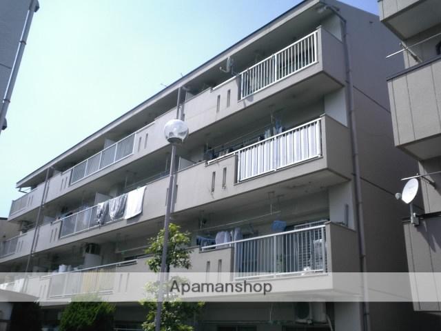 愛知県名古屋市北区、黒川駅徒歩14分の築30年 4階建の賃貸マンション