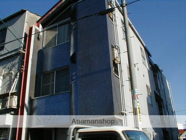 愛知県名古屋市東区、矢田駅徒歩5分の築28年 3階建の賃貸マンション
