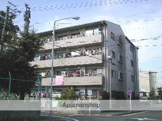 愛知県名古屋市北区、庄内緑地公園駅徒歩20分の築26年 4階建の賃貸マンション