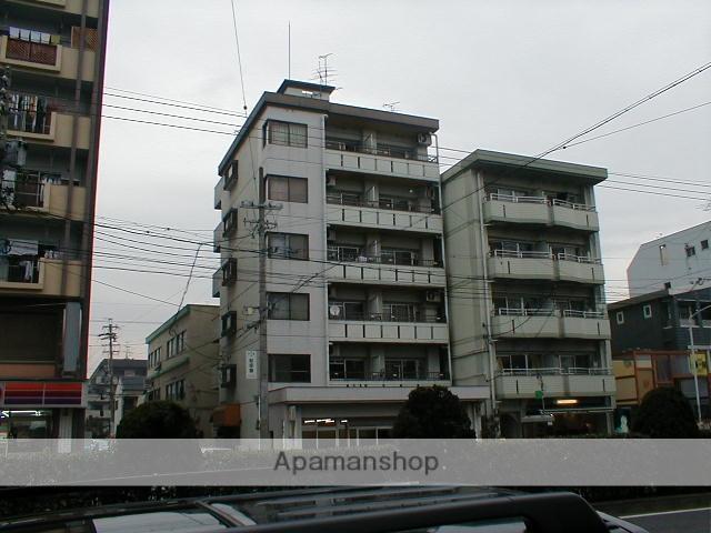 愛知県名古屋市北区、平安通駅徒歩8分の築28年 6階建の賃貸マンション
