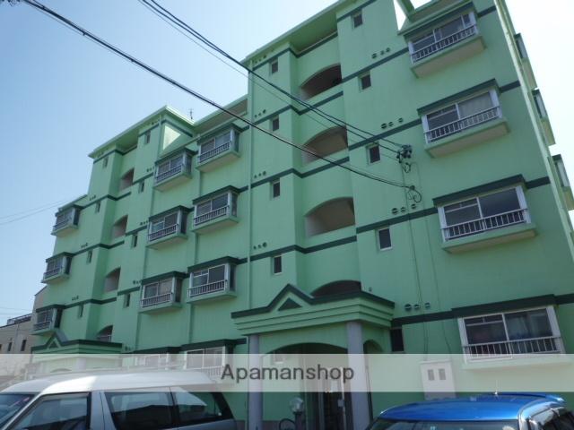愛知県名古屋市北区、志賀本通駅徒歩18分の築32年 5階建の賃貸マンション