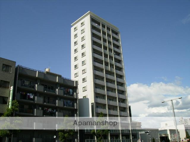 愛知県名古屋市東区、新栄町駅徒歩6分の築9年 15階建の賃貸マンション