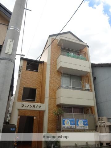 愛知県名古屋市東区、清水駅徒歩14分の築31年 3階建の賃貸マンション