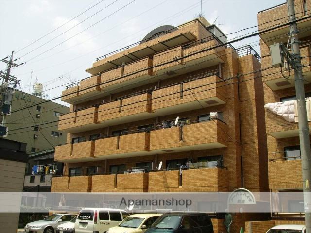 愛知県名古屋市東区、千種駅徒歩13分の築28年 6階建の賃貸マンション