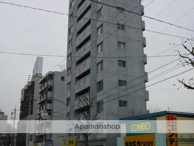 愛知県名古屋市東区、千種駅徒歩6分の築21年 11階建の賃貸マンション