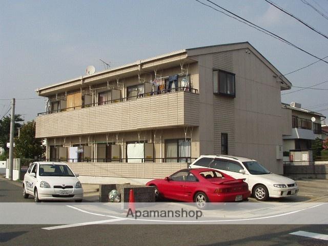 愛知県名古屋市守山区、大曽根駅ゆとりーとラインバス10分川上町下車後徒歩9分の築22年 2階建の賃貸アパート