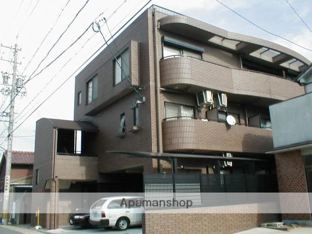 愛知県名古屋市守山区、新守山駅徒歩11分の築17年 3階建の賃貸マンション