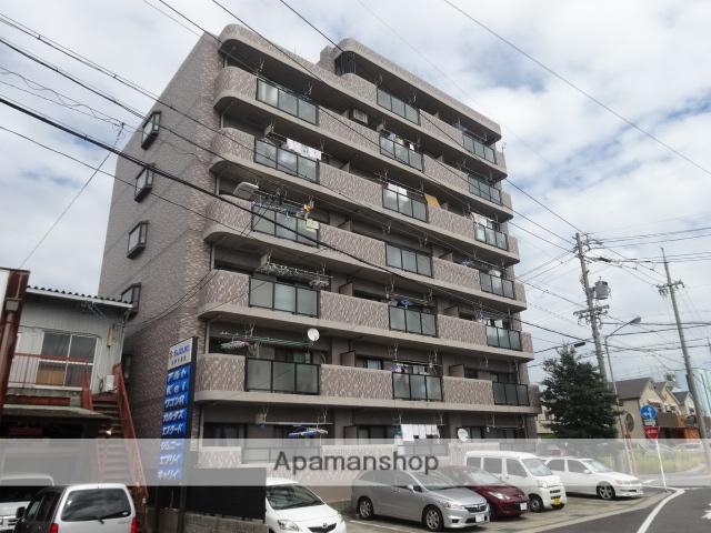 愛知県名古屋市北区、比良駅徒歩18分の築18年 7階建の賃貸マンション