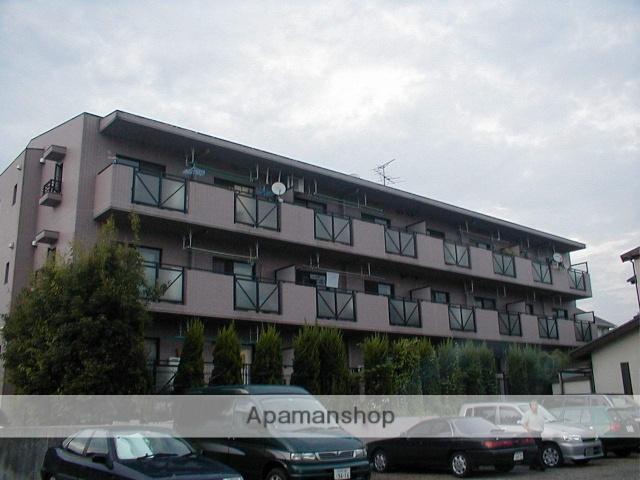 愛知県名古屋市守山区、瓢箪山駅徒歩8分の築23年 3階建の賃貸マンション