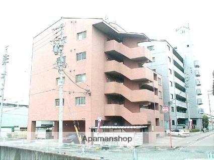 愛知県名古屋市北区、比良駅徒歩18分の築25年 5階建の賃貸マンション