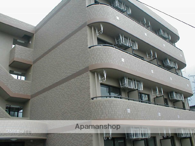 愛知県名古屋市守山区、新守山駅徒歩15分の築15年 4階建の賃貸マンション