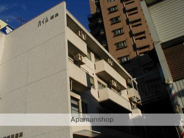 愛知県名古屋市東区、新栄町駅徒歩8分の築31年 4階建の賃貸マンション
