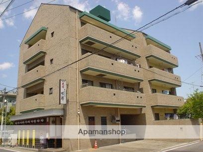 愛知県名古屋市守山区、新守山駅徒歩2分の築33年 4階建の賃貸マンション
