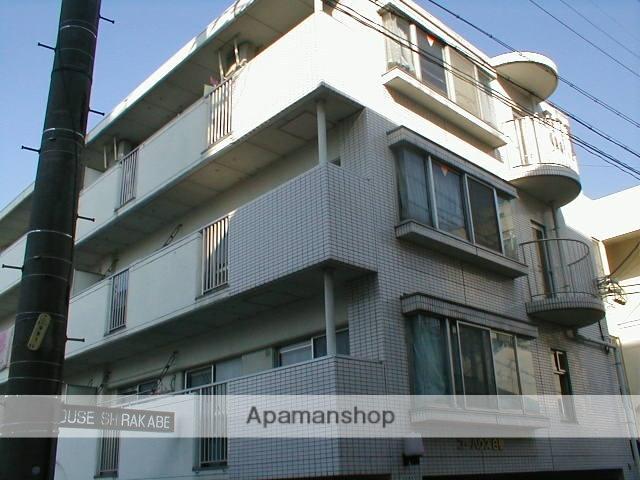 愛知県名古屋市東区、清水駅徒歩16分の築27年 4階建の賃貸マンション