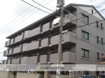 愛知県春日井市、勝川駅徒歩21分の築23年 4階建の賃貸マンション