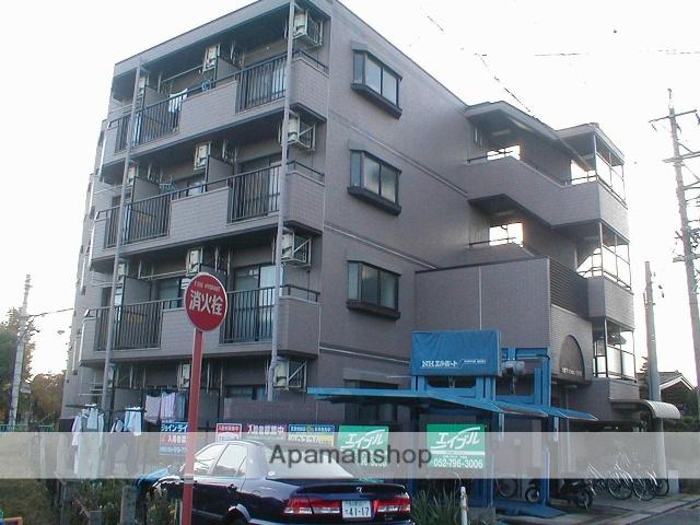 愛知県名古屋市守山区、守山自衛隊前駅徒歩4分の築19年 4階建の賃貸マンション