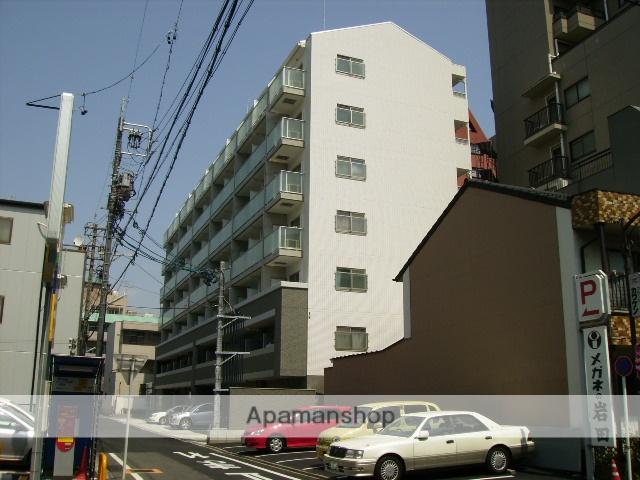愛知県名古屋市東区、高岳駅徒歩11分の築9年 7階建の賃貸マンション