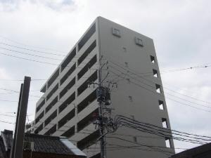 愛知県名古屋市東区、新栄町駅徒歩6分の築10年 10階建の賃貸マンション