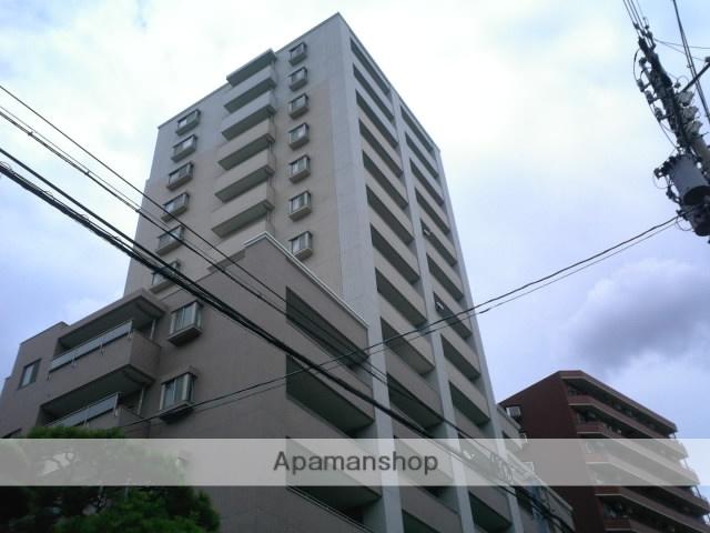 愛知県名古屋市東区、尼ヶ坂駅徒歩10分の築10年 15階建の賃貸マンション