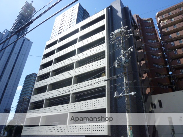 愛知県名古屋市東区、栄町駅徒歩6分の築10年 10階建の賃貸マンション