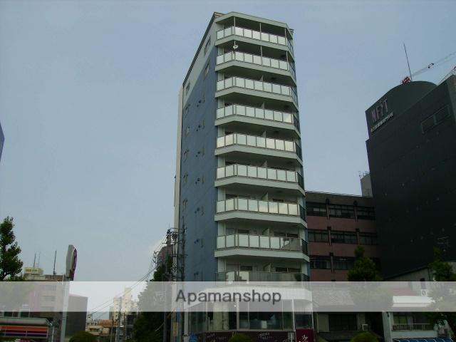 愛知県名古屋市東区、新栄町駅徒歩2分の築10年 11階建の賃貸マンション
