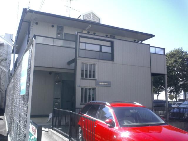 愛知県名古屋市東区、車道駅徒歩8分の築16年 2階建の賃貸アパート