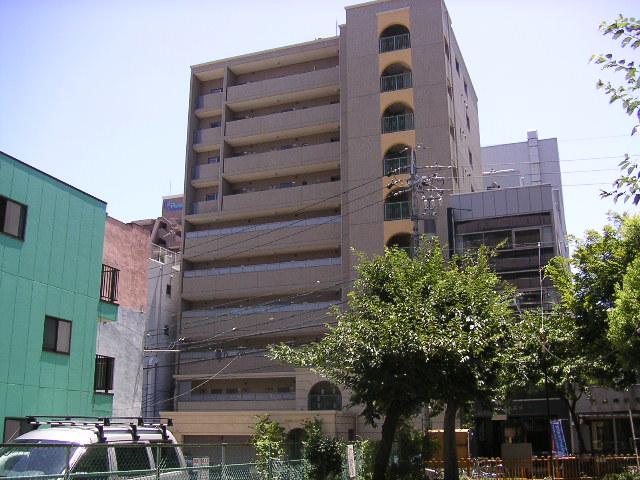 愛知県名古屋市東区、栄駅徒歩9分の築12年 10階建の賃貸マンション