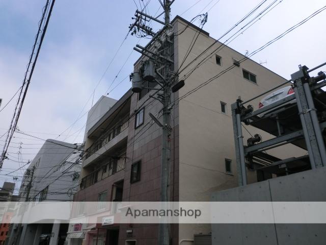 愛知県名古屋市東区、新栄町駅徒歩10分の築51年 4階建の賃貸マンション