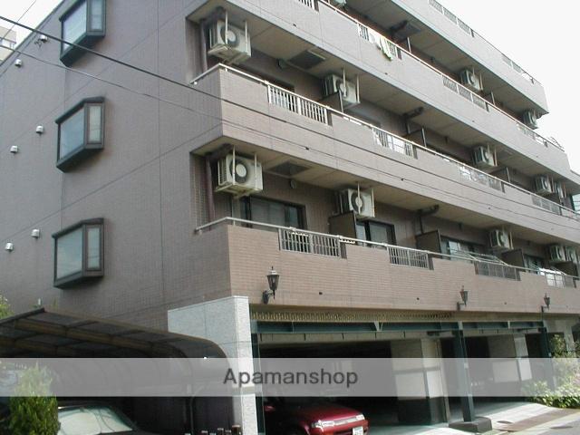 愛知県名古屋市北区、志賀本通駅徒歩16分の築22年 6階建の賃貸マンション