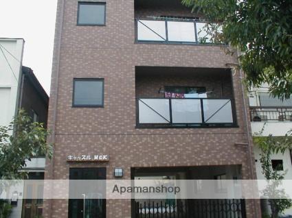 愛知県名古屋市守山区、新守山駅徒歩10分の築15年 4階建の賃貸マンション