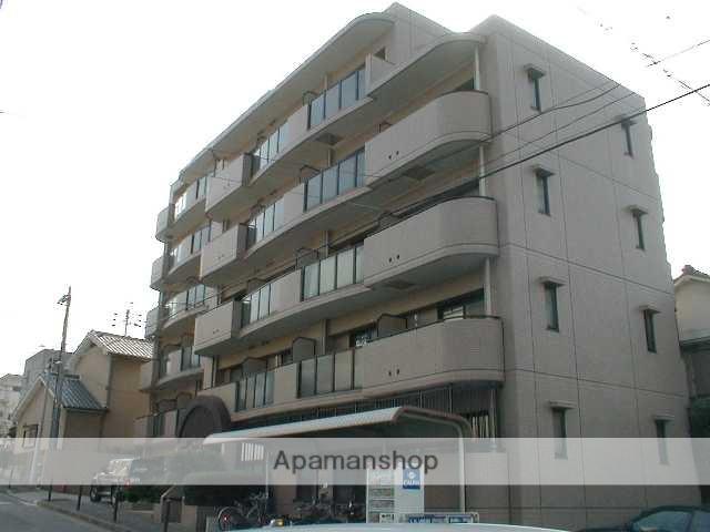 愛知県名古屋市東区、清水駅徒歩4分の築22年 6階建の賃貸マンション