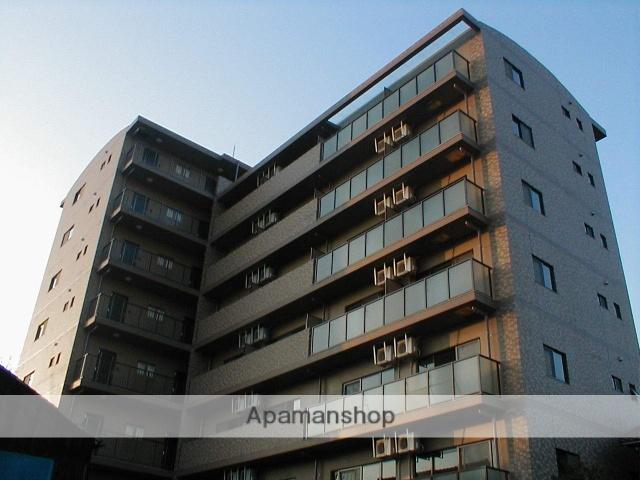 愛知県名古屋市東区、新栄町駅徒歩6分の築14年 8階建の賃貸マンション