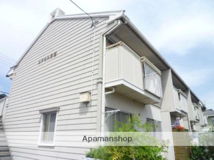愛知県名古屋市守山区、小幡駅徒歩19分の築30年 2階建の賃貸アパート