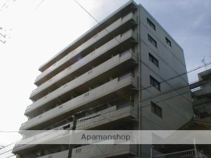 愛知県名古屋市北区、志賀本通駅徒歩13分の築26年 8階建の賃貸マンション