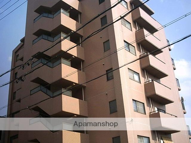愛知県名古屋市東区、大曽根駅徒歩4分の築26年 7階建の賃貸マンション