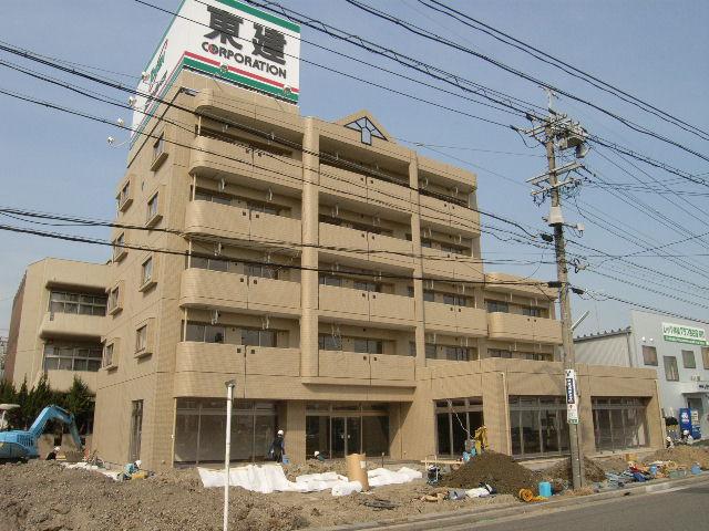愛知県名古屋市北区、味鋺駅徒歩20分の築9年 5階建の賃貸マンション