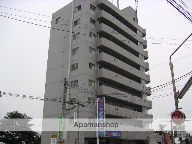 愛知県名古屋市守山区、矢田駅徒歩5分の築28年 9階建の賃貸マンション