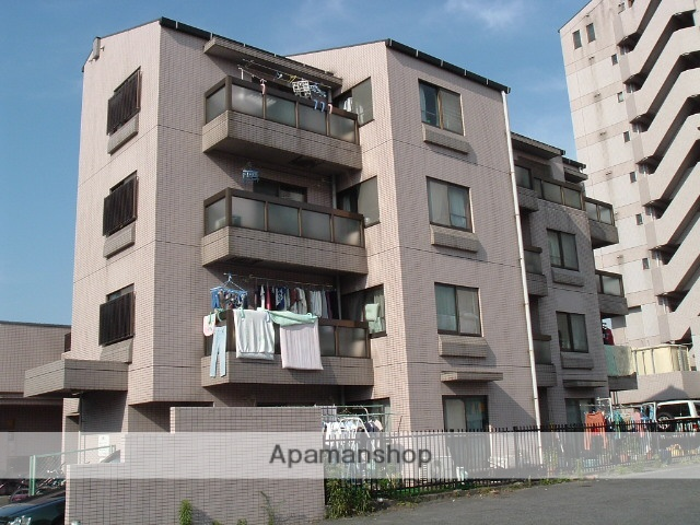 愛知県名古屋市守山区、大森・金城学院前駅徒歩10分の築28年 4階建の賃貸マンション
