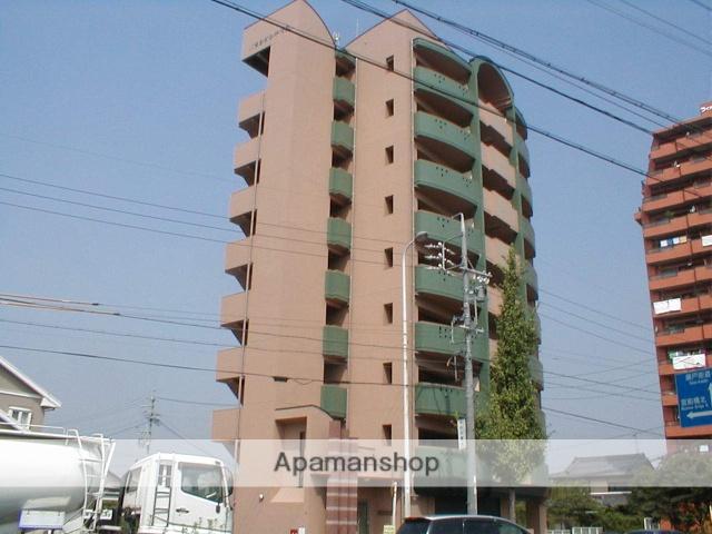 愛知県名古屋市守山区、守山自衛隊前駅徒歩17分の築14年 9階建の賃貸マンション