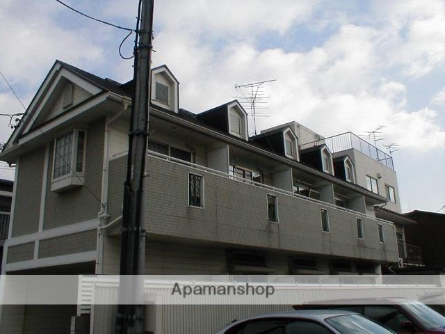 愛知県名古屋市守山区、新守山駅徒歩12分の築27年 2階建の賃貸アパート