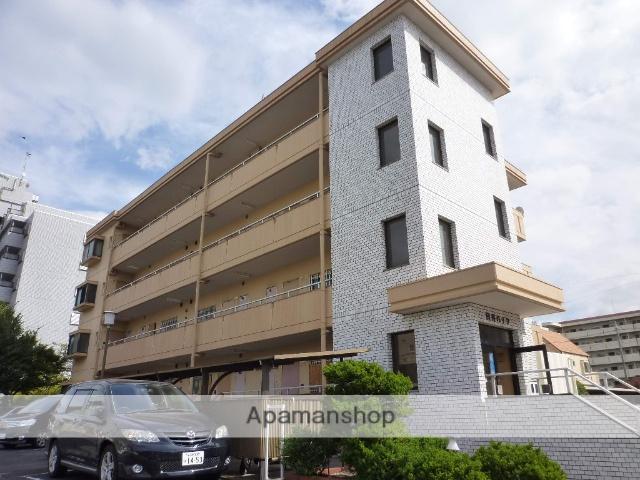 愛知県名古屋市守山区、瓢箪山駅徒歩18分の築26年 4階建の賃貸マンション