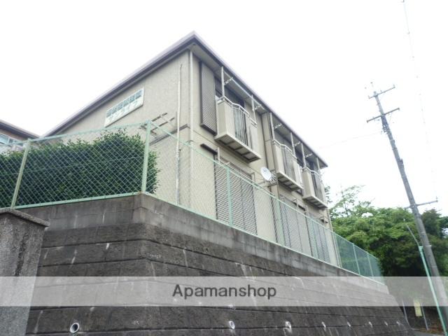 愛知県名古屋市守山区、喜多山駅徒歩10分の築26年 2階建の賃貸アパート