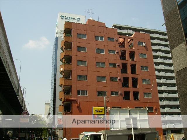 愛知県名古屋市東区、新栄町駅徒歩8分の築37年 7階建の賃貸マンション