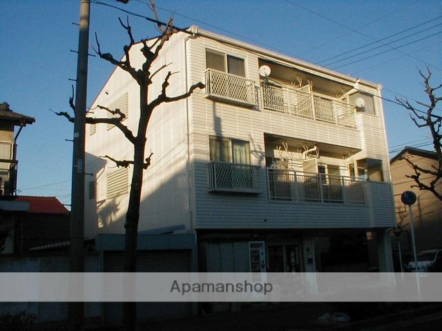 愛知県名古屋市北区、清水駅徒歩7分の築24年 3階建の賃貸マンション