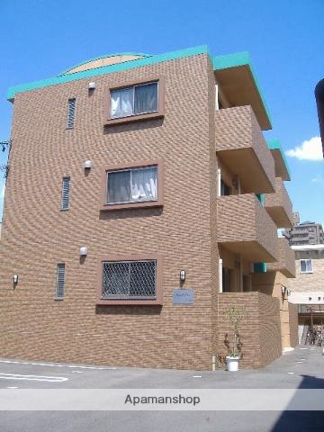 愛知県名古屋市北区、森下駅徒歩8分の築10年 3階建の賃貸マンション