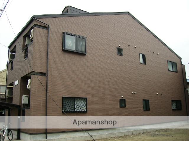 愛知県名古屋市北区、尼ヶ坂駅徒歩10分の築13年 2階建の賃貸アパート