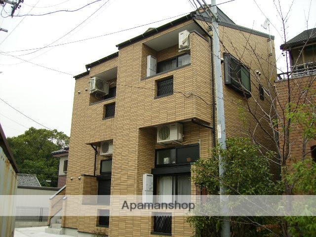愛知県名古屋市北区、清水駅徒歩18分の築10年 2階建の賃貸アパート